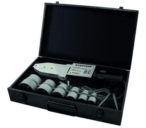 Svářečka polyfúzní 800/1500W s nástavci 20