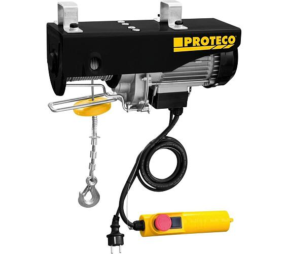 Naviják lanový elektrický 500/250 kg PROTECO