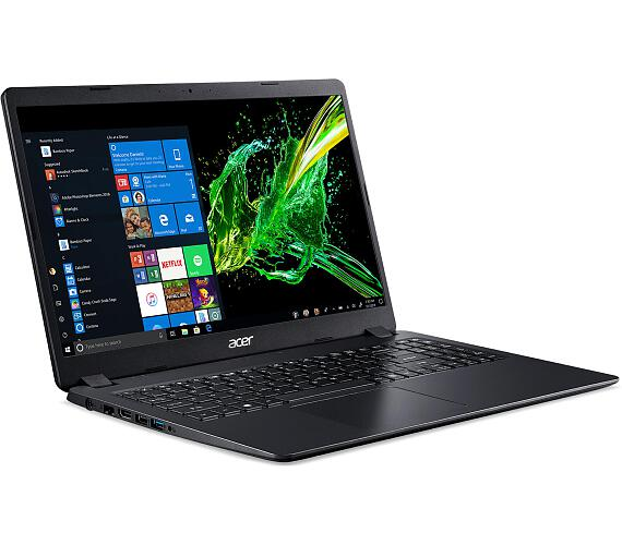 """Acer Aspire 3 - 15,6""""/i3-8145U/8G/256SSD/W10 černý (NX.HEFEC.005)"""