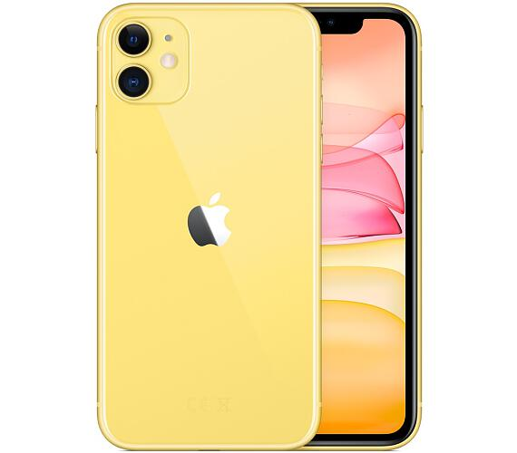 iPhone 11 64GB Yellow (MWLW2CN/A)