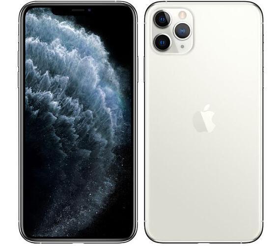 iPhone 11 Pro Max 512GB Silver (MWHP2CN/A)