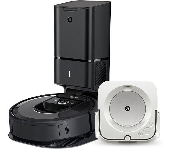iRobot Roomba i7+ / Braava jet m6