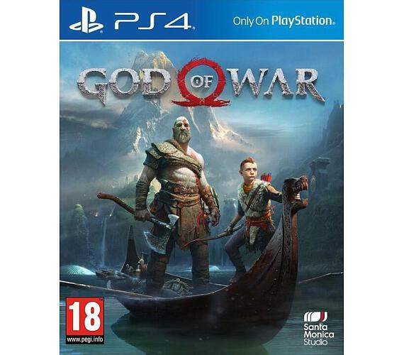 PS4 - God of War (PS4)/HITS/EAS (PS719963509)