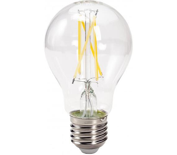 Tesla LED žárovka FILAMENT RETRO BULB/ E27/ 7W/ 230V/ 806lm/ 4000K/ denní bílá/ čirá (BL276540-7)