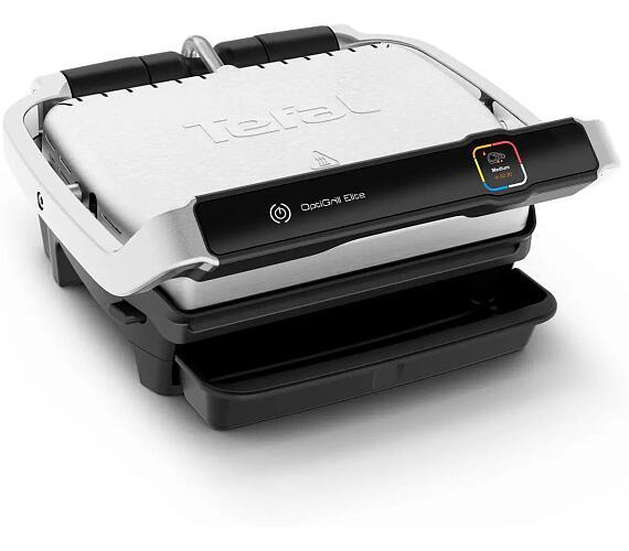 Tefal GC750D30 Optigrill Elite + dárek po registraci na stránkách Tefal + DOPRAVA ZDARMA