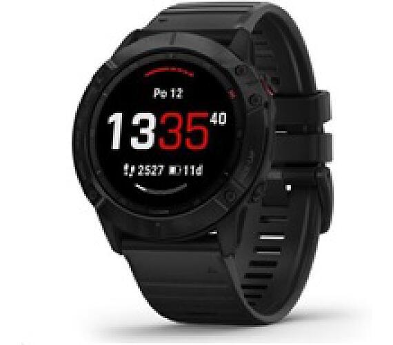 Garmin GPS sportovní hodinky fenix6X Glass