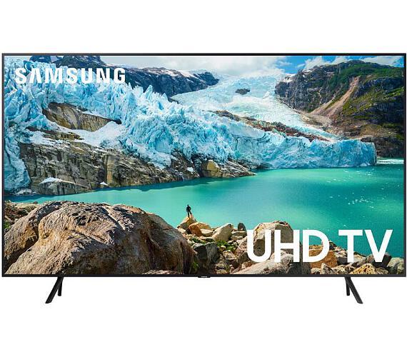 Samsung UE70RU7092 + DVB-T2 OVĚŘENO
