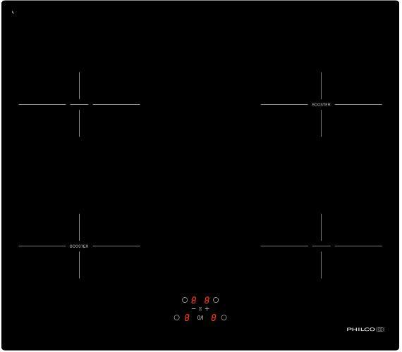 Philco PHD 62 B + Český ovládací panel! + 36 měsíců bezplatný servis + DOPRAVA ZDARMA
