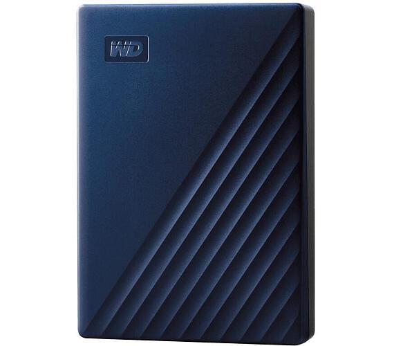 "Ext. HDD 2.5"" WD My Passport for MAC 5TB USB 3.0 (WDBA2F0050BBL-WESN) + DOPRAVA ZDARMA"