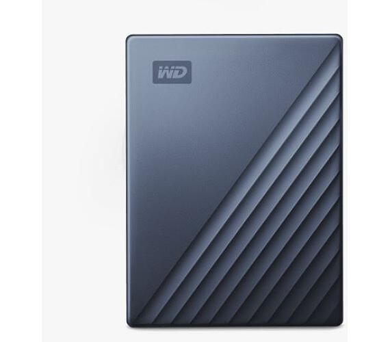 """Ext. HDD 2,5"""" WD My Passport Ultra 5TB modro-černá (WDBFTM0050BBL-WESN) + DOPRAVA ZDARMA"""