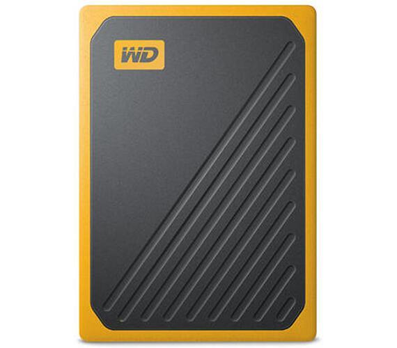 Ext. SSD WD My Passport GO 2TB USB3.0 žlutý (WDBMCG0020BYT-WESN)
