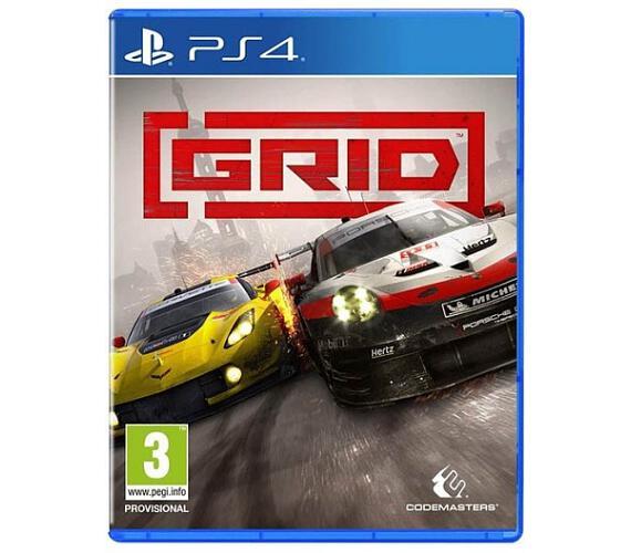 PS4 - Grid D1 Edition (9120080072818)