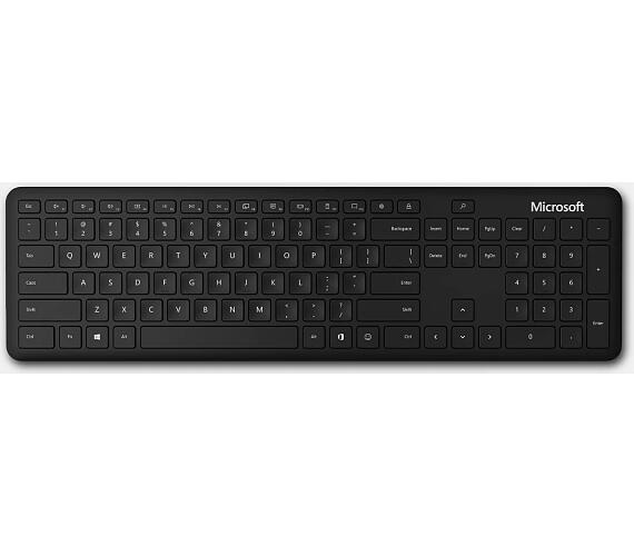 Microsoft Bluetooth Keyboard Black