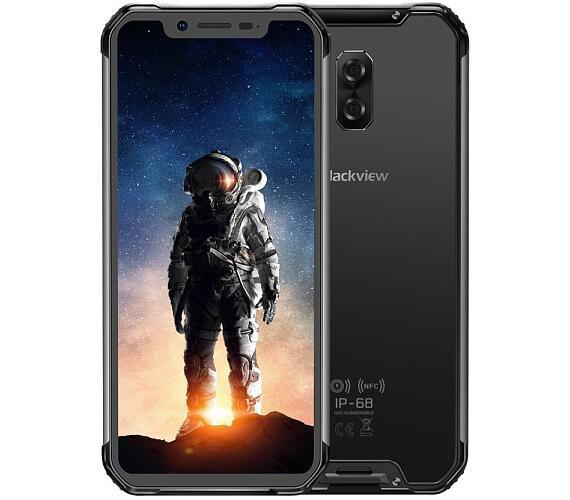 iGET Blackview GBV9600 Pro 2019 Black odolný dle MIL-STD-810G + DOPRAVA ZDARMA