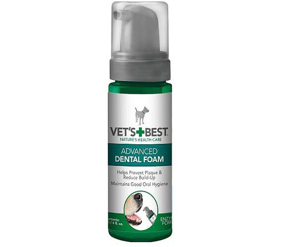 VET´S BEST Dentální pěna pro psy