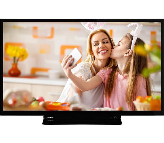 Toshiba 32L3963DG + DVB-T2 OVĚŘENO