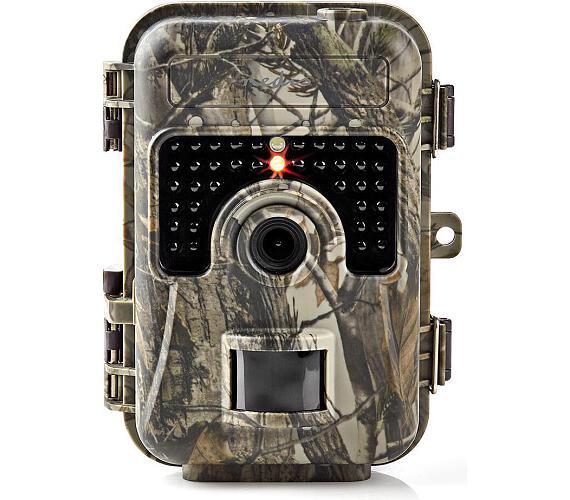 """Fotopast / 1080p@30fps / 16.0 MPixel / 3 MP Color CMOS / IP66 / Černá IR / Noční vidění / Úhel záběru: 90 ° / Pohybový senzor / Úhel detekce: 60 ° / Rozsah detekce: 20.0 m / Velikost obrazovky: 2.4 """" / LCD obrazovka / Hnědá / Zelená"""