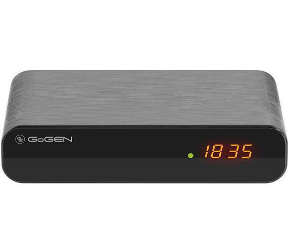 GoGEN DVB 132 T2 PVR + DVB-T2 OVĚŘENO