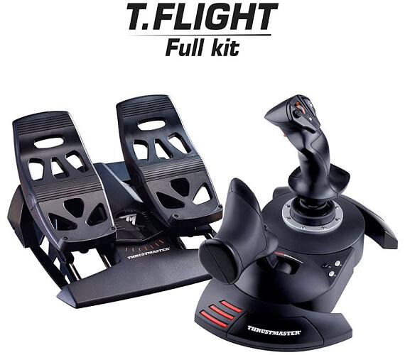 Thrustmaster T.Flight Full Kit + DOPRAVA ZDARMA