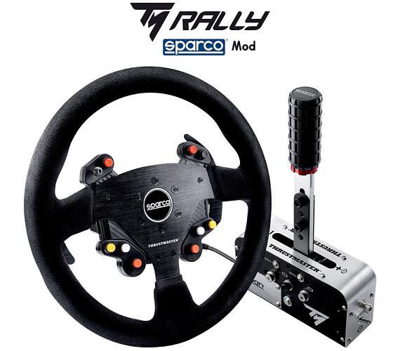 Thrustmaster TM Rally Race Gear Sparco Mod + DOPRAVA ZDARMA