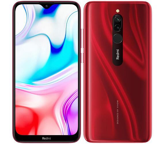 Xiaomi Redmi 8 (3/32GB) červená