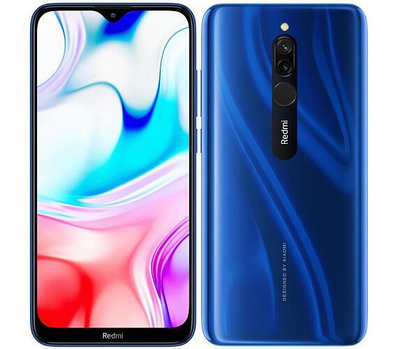 Xiaomi Redmi 8 (3/32GB) modrá (6941059631767)