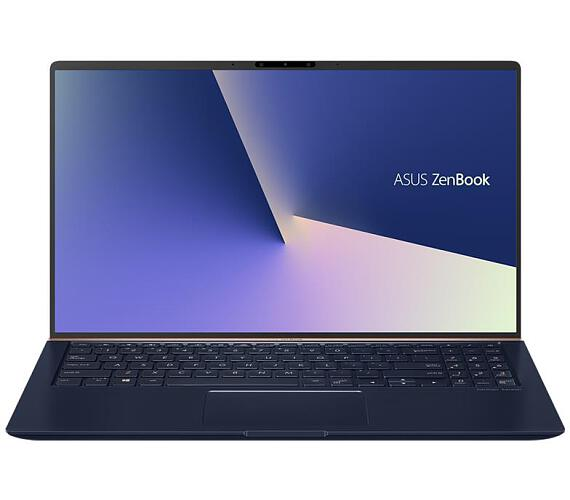 """Asus Zenbook UX533FTC 15,6""""/i7-10510U/512GB SSD/16G/GTX1650 MAX Q/W10 Pro (Blue)+ 2 roky NBD ON-SITE (UX533FTC-A8187R)"""
