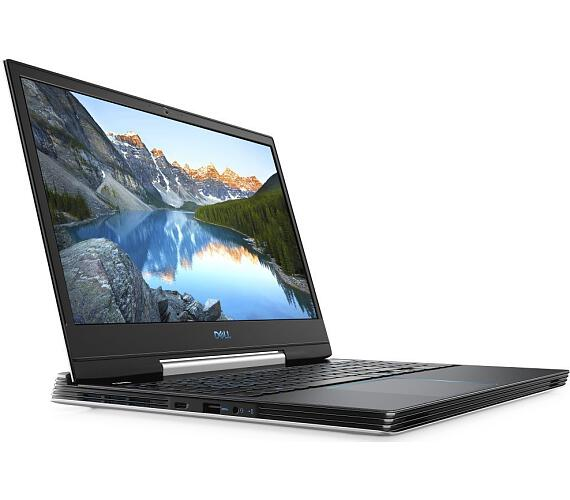 "DELL Inspiron 15 G5 (5590)/ i7-9750H/ 16GB/ 256GB+ 1TB/ NV RTX 2060 6GB/ 15.6"" FHD/ FPR/ W10/ bílý/2Y Basic on-site (N-5590-N2-723W)"