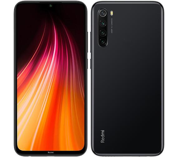 "Xiaomi Redmi Note 8 - Space black 6,53"" IPS/ 4GB RAM/ 64GB/ LTE/ Dual SIM/ Android 9.0 (25420)"