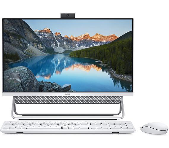 """Dell Inspiron 24 5000 AIO (5490) Touch/ i3-10110U/ 8GB/ 1TB/ 24"""" FHD dotyk./ WiFi/ W10/ 2Y Basic on-site (TA-5490-N2-301S)"""