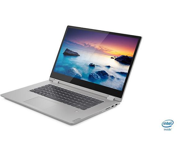 "Lenovo IdeaPad C340-15IWL i5-8265U 3,90GHz/8GB/SSD 512GB/15,6"" FHD/IPS/TOUCH/GeForce/ActivePen/WIN10 šedá 81N5003PCK"