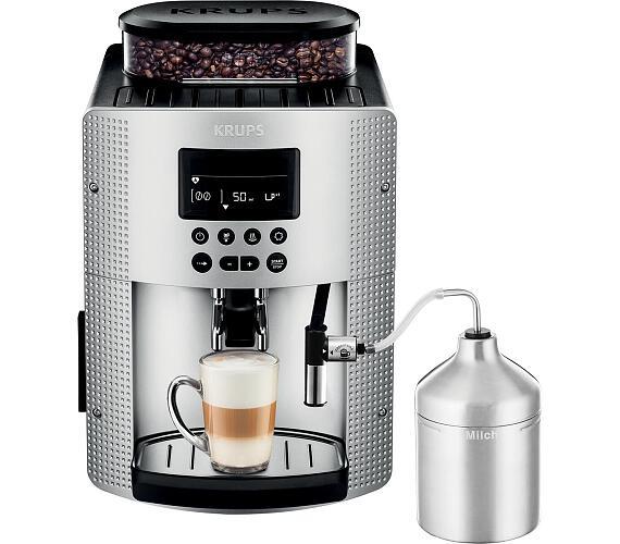 Krups EA815E70 + XS6000 Autocappuccino + dárek po registraci na stránkách Krups + DOPRAVA ZDARMA