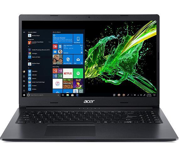 """Acer Aspire 3 - 15,6""""/A6-9220E/2*4G/256SSD/W10 černý (NX.HE8EC.004)"""