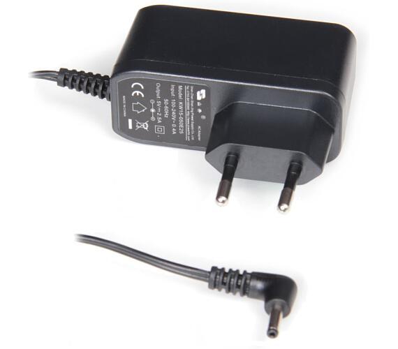 UMAX napájecí adaptér 5V/ 2,5A pro notebook VisionBook 12Wi-64G (UMMS0018)