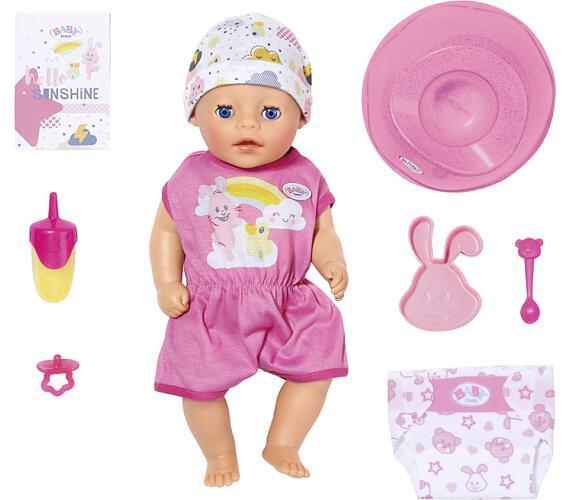 BABY born Soft Touch Little holčička