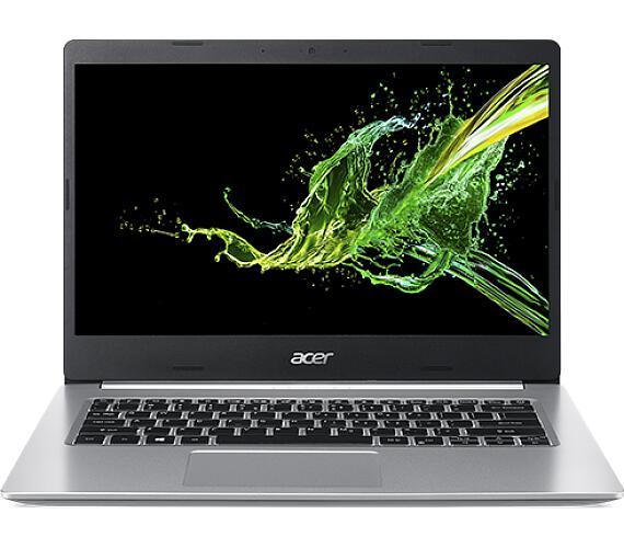 "Acer Aspire 5 (A514-52-37JY) i3-8145U/4GB+4GB/128GB/14"" FHD Acer IPS LED LCD/W10 S/Silver (NX.HDSEC.002)"