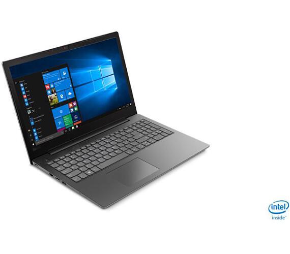 "Lenovo V130-15IGM 3867U/4GB/256GB SSD/integrated/15,6""HD matný/Win10HOME iron gray (81HN00UDCK)"