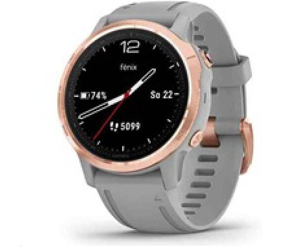 Garmin GPS sportovní hodinky fenix6S Sapphire