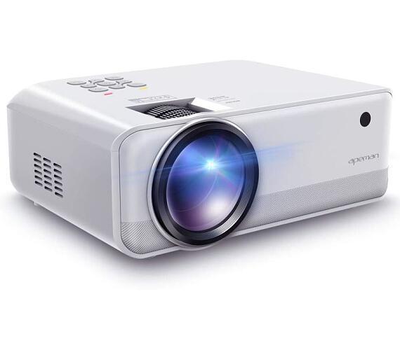APEMAN Projektor LC550 + DOPRAVA ZDARMA