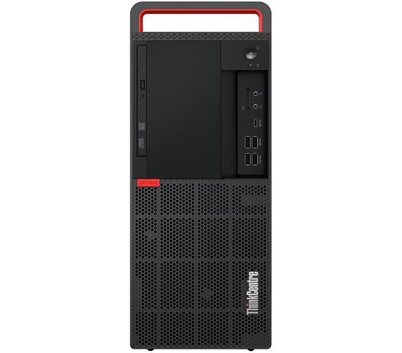 Lenovo ThinkCentre M920t/ TWR/ i5-9500/ 8GB DDR4/ 256GB SSD/ Intel UHD 630/ DVD-RW/ W10P/ Černý + kbd,myš (10SF002WMC)