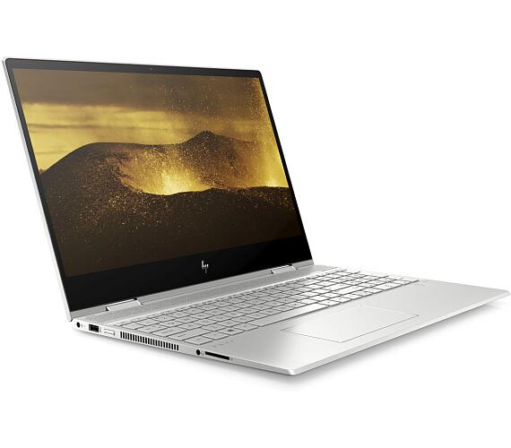 HP NTB ENVYx360/15-dr0101nc/Saba19C1/Touch/15,6 FHD AG US IPS/Corei5-8265U/16GB/512 GB/UHD/WIN 10 Home/Naturalsilver-met (8PL64EA#BCM) + DOPRAVA ZDARMA