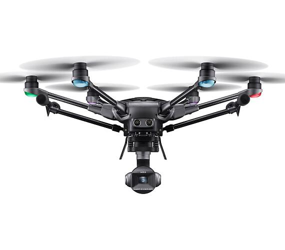 YUNEEC hexakoptéra - dron