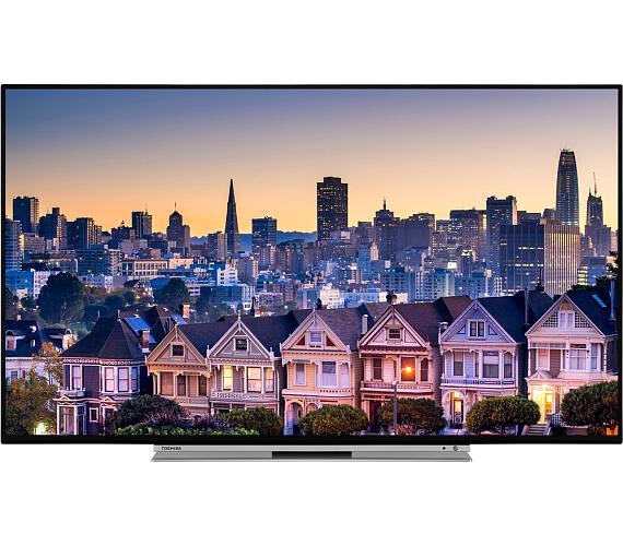 55UL5A63DG SMART UHD TV T2/C/S2 Toshiba + DVB-T2 OVĚŘENO
