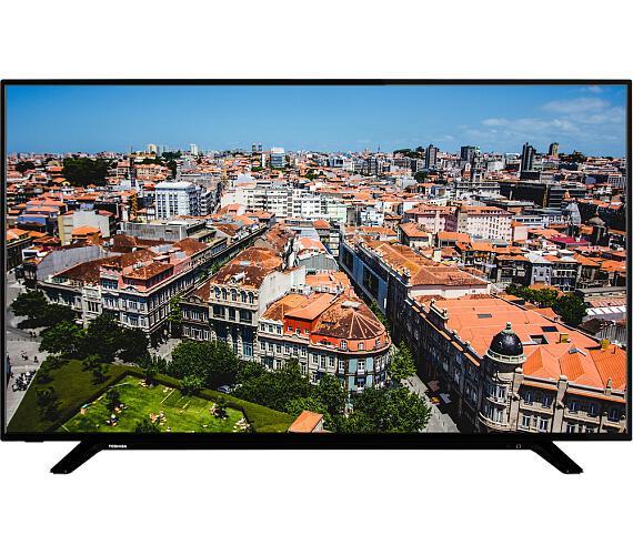 Toshiba 58U2963DG + DVB-T2 OVĚŘENO