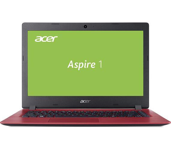 "Acer Aspire 1 - 14""/N4000/4G/64GB/W10S červený (NX.GWAEC.001)"