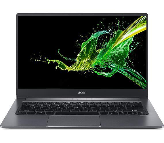 "Acer Swift 3 (Design 2020) - 14""/i5-1035G1/16GB/512SSD/W10 šedý (NX.HJGEC.002)"