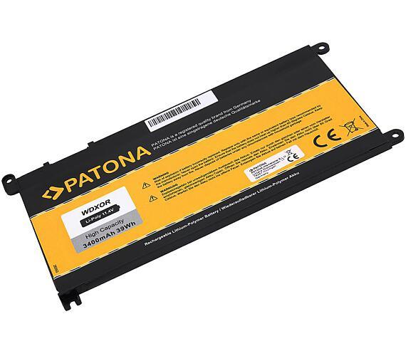 PATONA baterie pro ntb DELL INSPIRON 15 5565 3400mAh Li-Pol 11,4V (PT2835) + DOPRAVA ZDARMA