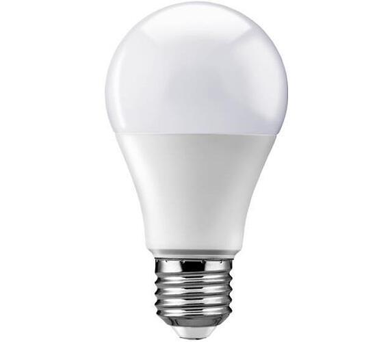 Žárovka LED E27 9W A60 bílá teplá Geti