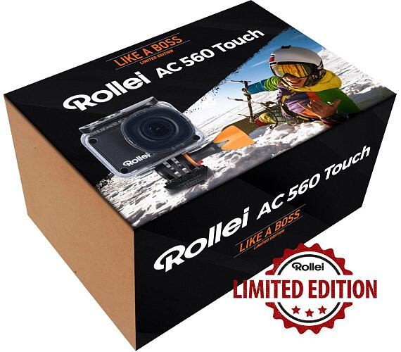 Rollei ActionCam 560 Touch/ Like a boss edition (AC560/Likeaboss)