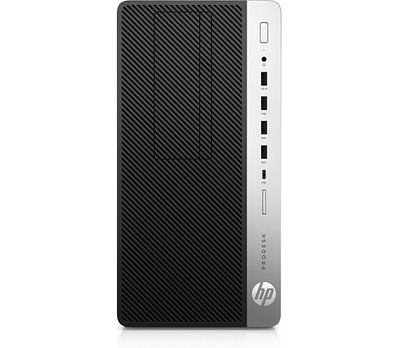 HP ProDesk 600 G5 MT PCI / Intel i3-9100 / 8GB / 256 GB SSD / Intel HD/ DVD / W10 Pro (7PF41EA#BCM)